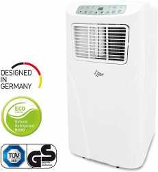 Suntec® Fresh 7.000 Eco R290 Klimagerät mit Energieeffizienzklasse A und Timer-Funktion, geeignet für 25 m² - Weiß