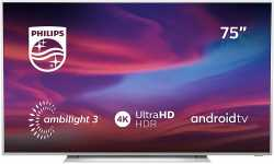 PHILIPS 75PUS7354 LED-TV (Flat, 75 Zoll / 189 cm, UHD 4K, SMART TV, Ambilight, Android™ 9.0 (P))