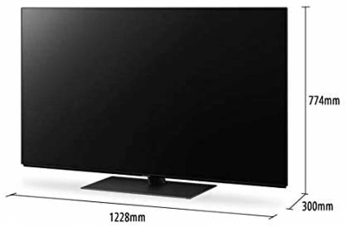 PANASONIC TX-55GZW954 OLED TV (Flat, 55 Zoll / 139 cm, UHD 4K, SMART TV, my Home Screen 4.0)